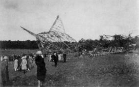 R101 Wreckage