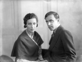 Amy Johnson and James Allan Mollison 1932