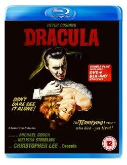 Dracula Hammer Films Blu-ray