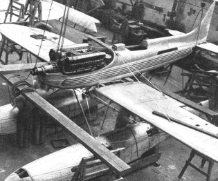 Rolls-Royce R installed in a Supermarine S.6B seaplane