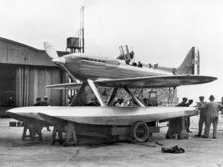 Supermarine S6B