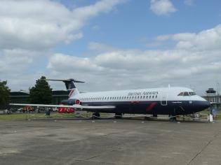 BAC One-Eleven 510 Duxford