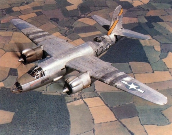 USAAF Martin B-26B-55-MA Marauder