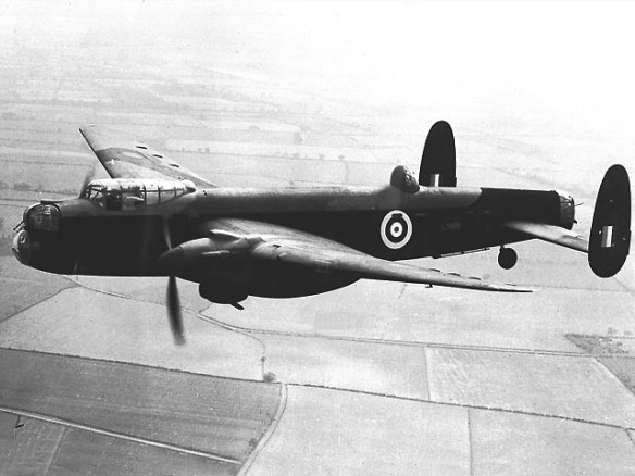 Avro Manchester Twin Engine Bomber