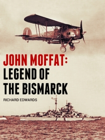 John Moffat, Legend of the Bismarck Cover