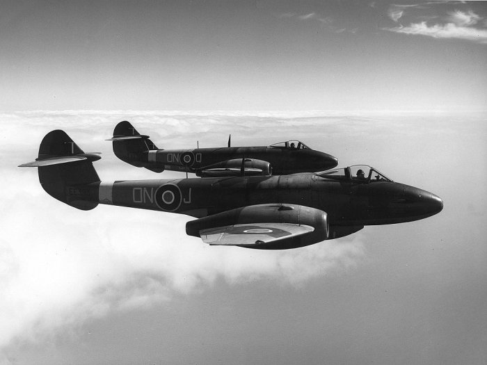 Gloster Meteor F3