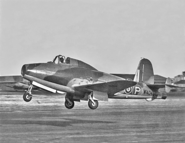 Gloster Pioneer E28.39