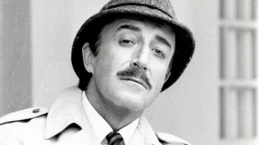 Peter Sellers Cluseau