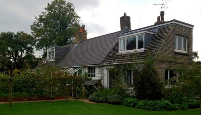 Monks House Virginia Woolf