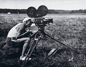 Pukovkin on Location