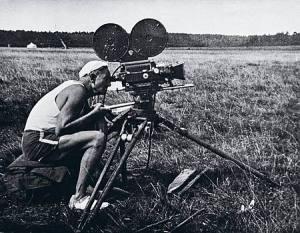 Pukovkin on Location