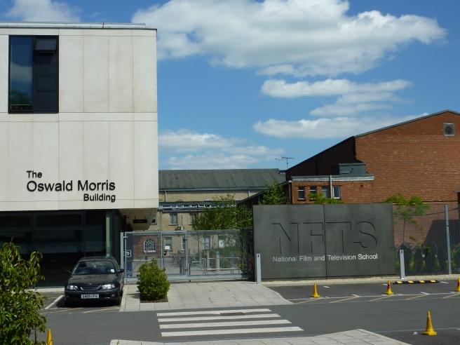 Beaconsfield Film Studios Front