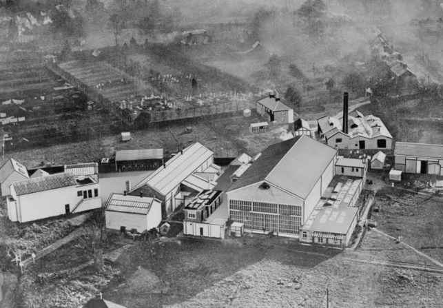 Beaconsfield Film Studios