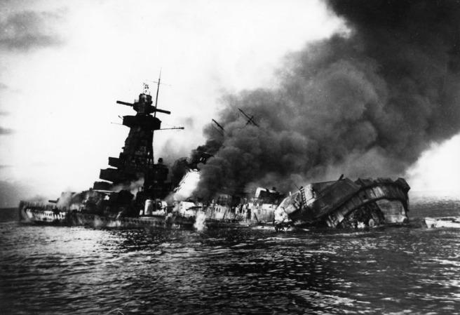 Admiral Graf Spee, Sinking, 18 December 1939