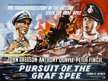 The Battle of the River Plate - Pursuit of the Graf Spee