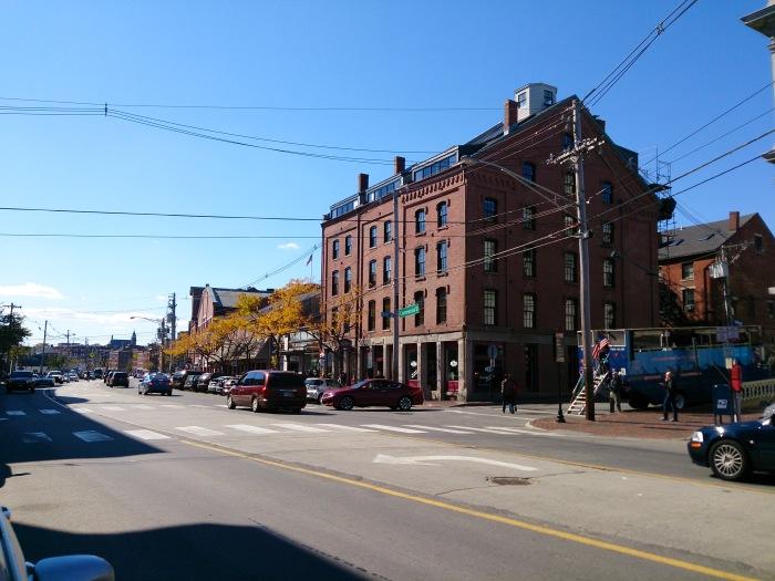 Commercial Street, Portland