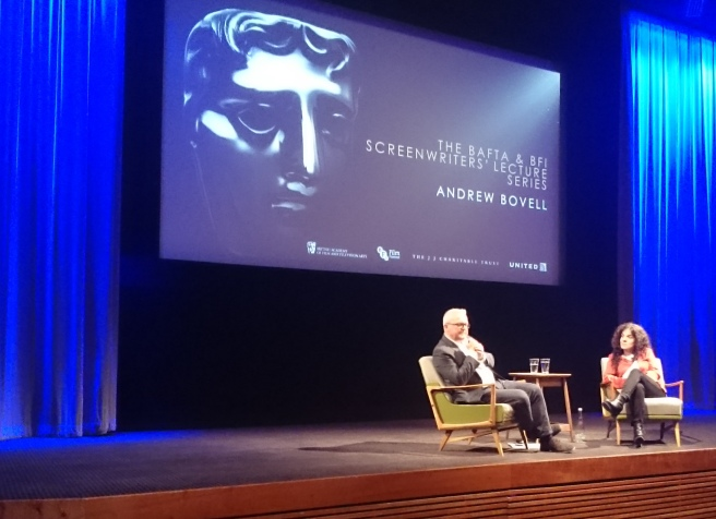 Andrew Bovell, BAFTA Screenwriters' Series
