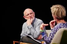 Jimmy McGovern BAFTA 2015