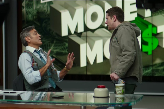 Money Monster - George Clooney Jack O'Connell